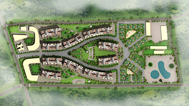 Indra Top view