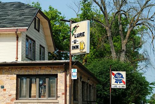 Lure U Inn -  Wind Lake, Wisconsin