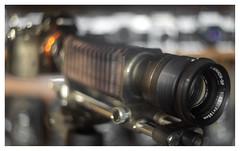 Minolta F.Rokkor-QF 1:6.5 f=195mm (process lens)