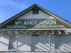 Anderson's Corner Goulds 1912