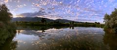 Sunrise over the Kaysville Ponds
