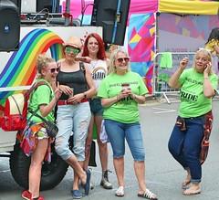 Wheel Steward Equality - Pride in London 2019