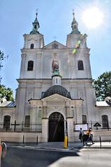 Kraków, Bazylika św. Floriana