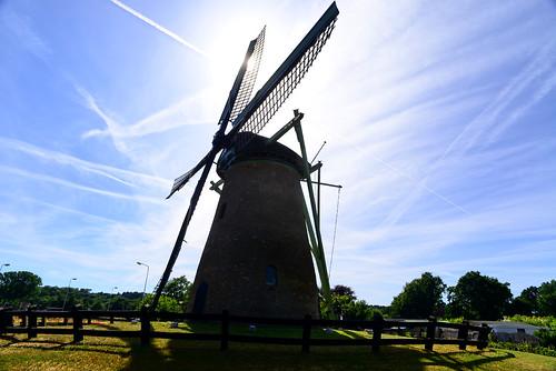 Windmühle Schoorl
