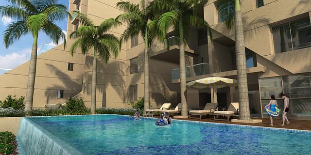 Star Vie_New Swimming Pool01