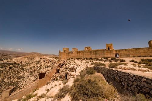 Arabische Stadtbefestigung von Almeria