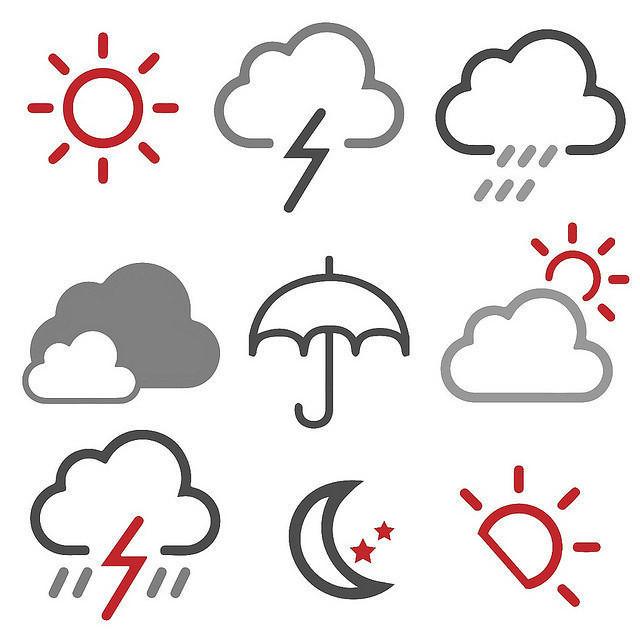 Previsão do tempo para quarta-feira (10)