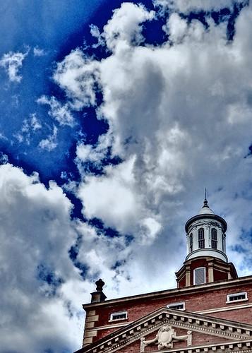 Clouds & Cupola