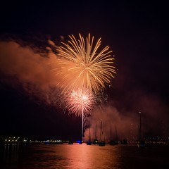 Fireworks Over Annapolis