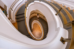 Staircase at the Phillips Collection