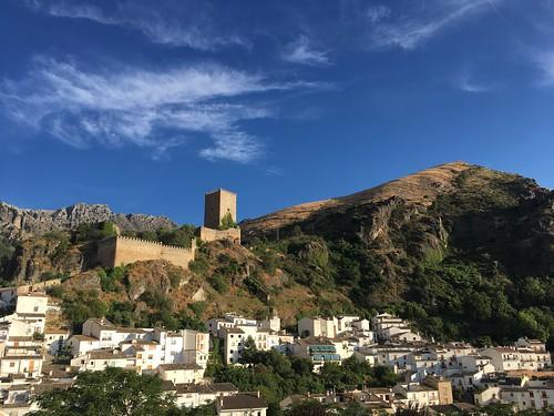 Castillo de la Yedra (Cazorla).