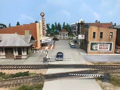 New Braunfels in miniature