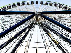 Grande Roue Ferris Wheel at La Ronde (Montreal)