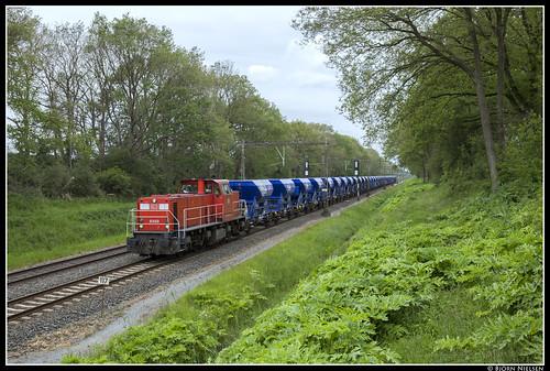 DB Cargo 6469, Steenwijk