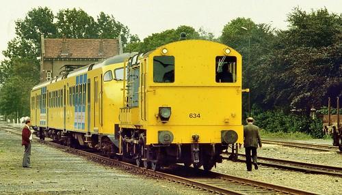 Uithoorn, NS 634 + 841