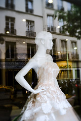 Bride in the Street