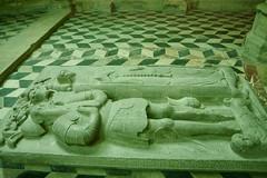 Medieval Tomb Lid
