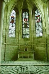 An Ambulatory Chapel