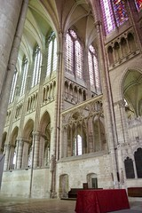 High Altar and North Transept
