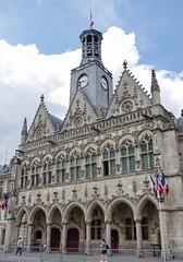 The Hotel de Ville (Town Hall)