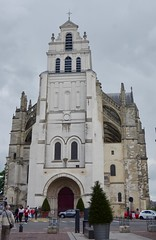 The Basilica of Saint Quentin