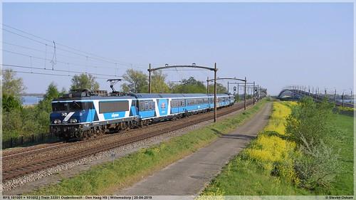 RFS 101001 + 101002 | Willemsdorp | 20-04-2019