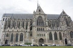 The Basilica of Saint Quentin