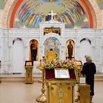 Празднование обретения честных мощей преподобного Амвросия Оптинского (1998)