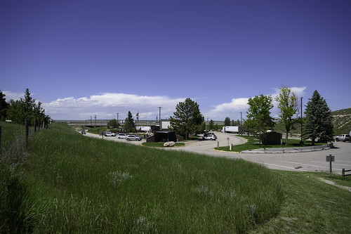 Wyoming Rest Stop and Early Man Site