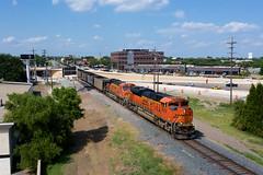 BNSF 8479 - Plano Texas