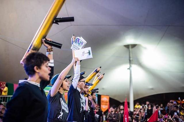 Congresso termina no próximo domingo (14) - Créditos: Divulgação/UNE