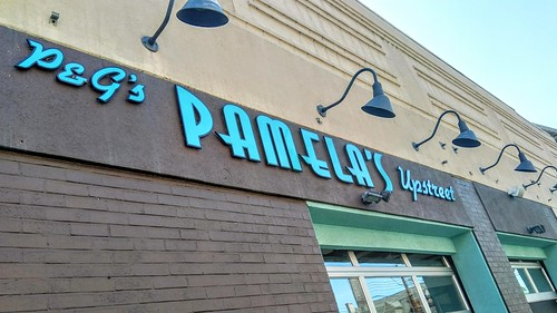 Pamela's Upstreet