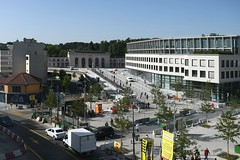 Versailles, Gare de Versailles Chantiers