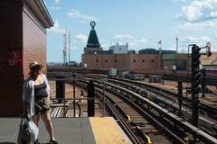 View From the Stillwell Avenue Station