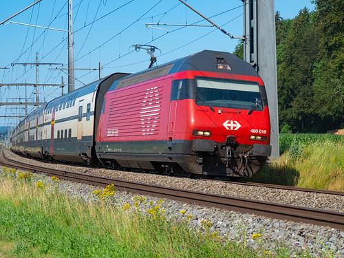 SBB CFF FFS Re 460 016