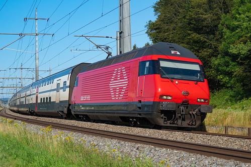 SBB CFF FFS Re 460 095-3