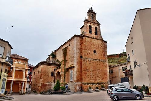 Iglesia de la Asunción de Nuestra Señora (Arcos de Jalón)