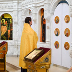 Всенощное бдение в канун праздника святых славных и всехвальных первоверховных апостолов Петра и Павла
