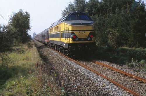 9757 nabij Achel 4 oktober 1992