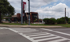 A major Olive Branch intersection without any traffic!? Quick, get a photo of that!