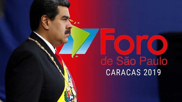 Venezuela prepara-se para receber 800 lideranças internacionais no Foro de São Paulo