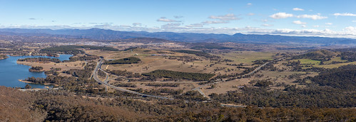 The changing Molonglo Valley