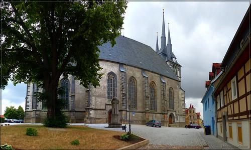 Wenzelskirche zu Lommatzsch