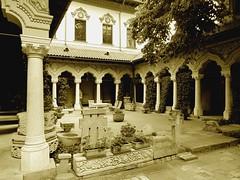 o oază de linişte şi credinţă-biserica stavropoleos