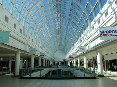 Royal Priors Shopping Centre Leamington Spa - Explored