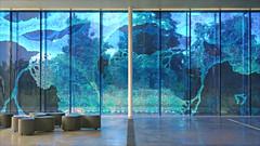 Le Pavillon de verre du Louvre Lens