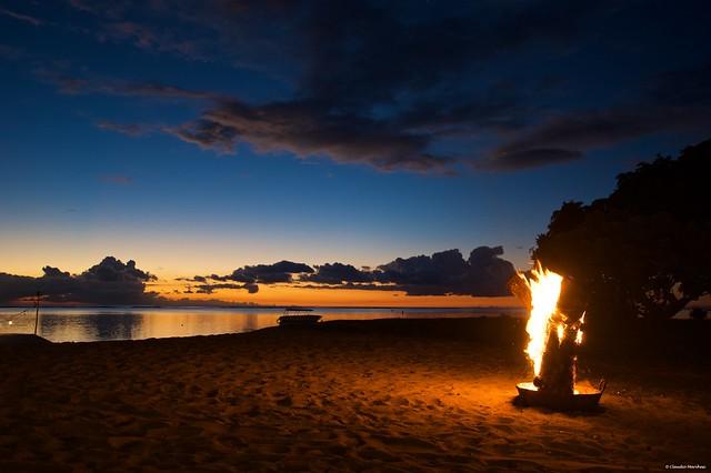 IMGP6667 Fire on the beach
