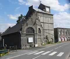 Athies-les-Arras , les anciennes Huileries Griffiths et Fils en2019