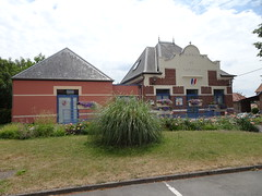 Fampoux la mairie en 2019 - Photo of Étaing
