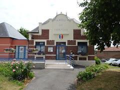 Fampoux la mairie en 2019 (3) - Photo of Étaing